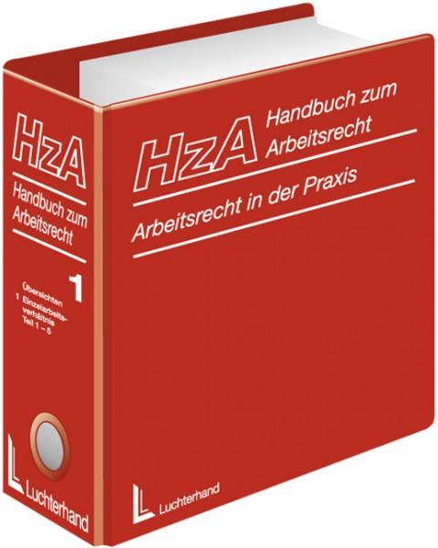 Handbuch zum Arbeitsrecht (HzA)