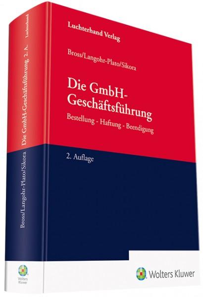 Die GmbH-Geschäftsführung