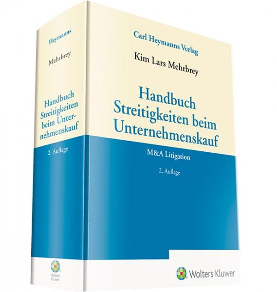 Handbuch Streitigkeiten beim Unternehmenskauf