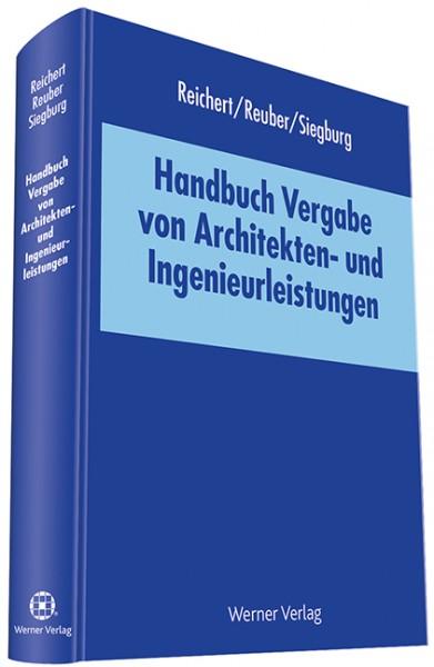 Handbuch Vergabe von Architekten- und Ingenieurleistungen