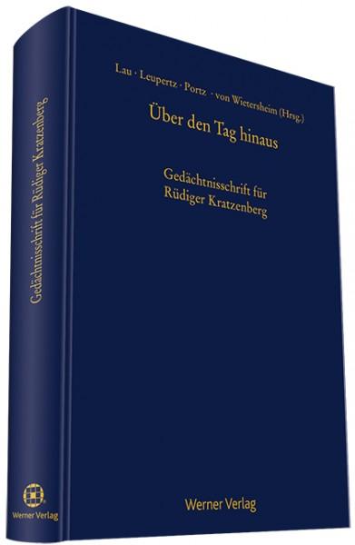 Gedächtnisschrift für Rüdiger Kratzenberg