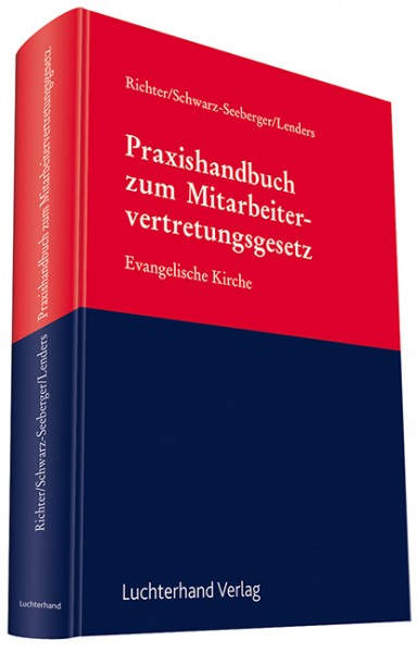Praxishandbuch zum Mitarbeitervertretungsgesetz