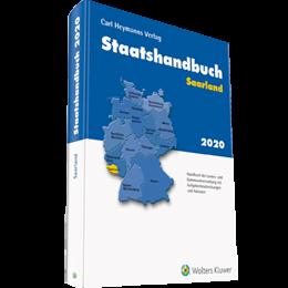 Staatshandbuch Saarland 2020