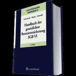 Handbuch der gesetzlichen Rentenversicherung - SGB VI