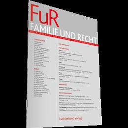 FuR - Familie und Recht