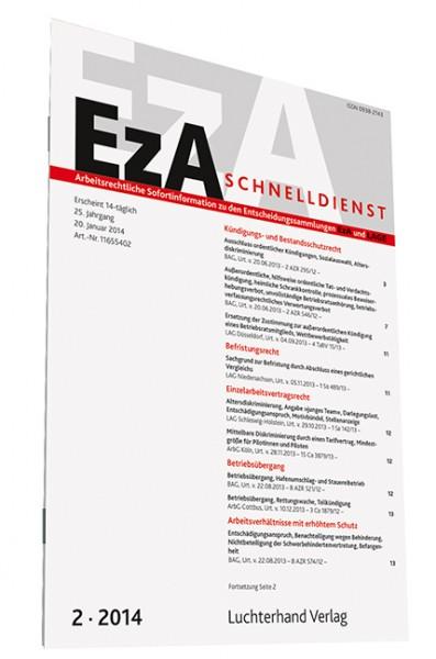 EzA-Schnelldienst