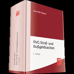 RVG Straf- und Bußgeldsachen