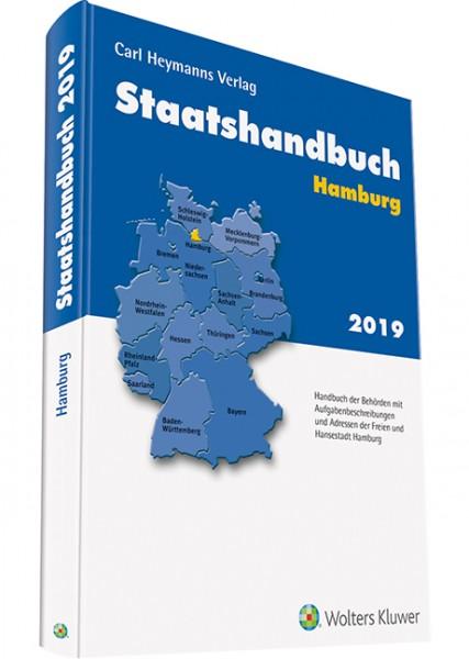 Staatshandbuch Hamburg 2019