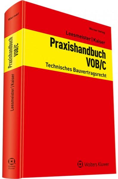 Praxishandbuch VOB / C