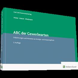 ABC der Gewerbearten