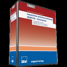 SGB VII - Kommentar; Gesetzliche Unfallversicherung
