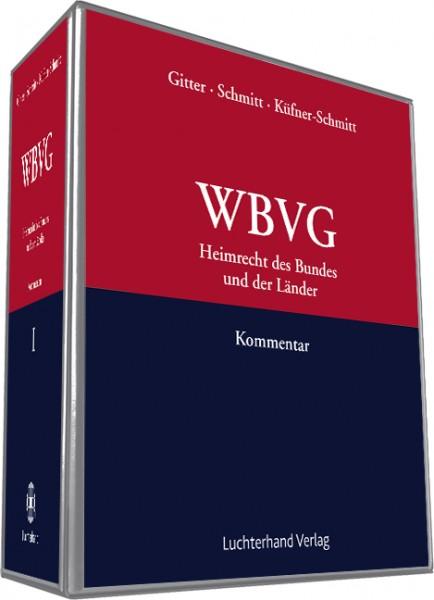 WBVG - Heimrecht des Bundes und der Länder - Kommentar