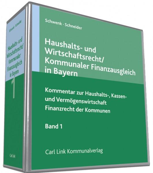 Haushalts- und Wirtschaftsrecht / Kommunaler Finanzausgleich in Bayern - Kommentar