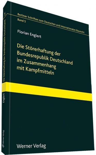 Die Störerhaftung der Bundesrepublik Deutschland