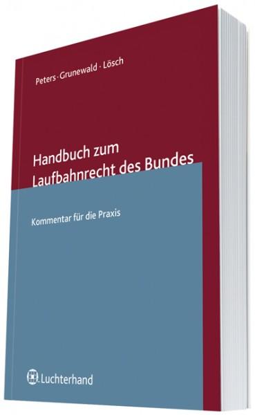 Handbuch zum Laufbahnrecht des Bundes