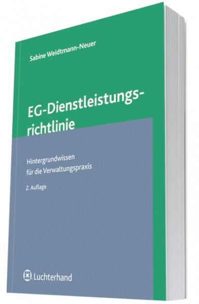 Die EG-Dienstleistungsrichtlinie im Überblick