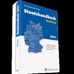 Staatshandbuch Hamburg 2021