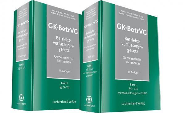 Gemeinschaftskommentar zum Betriebsverfassungsgesetz (GK-BetrVG)