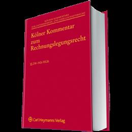 Kölner Kommentar zum Rechnungslegungsrecht (§§ 238-342e HGB)