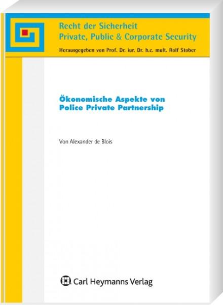 Ökonomische Aspekte von Police Private Partnership