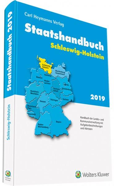 Staatshandbuch Schleswig-Holstein 2019