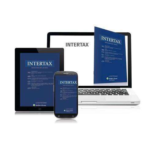 Intertax (Probeabonnement - 1 Heft)