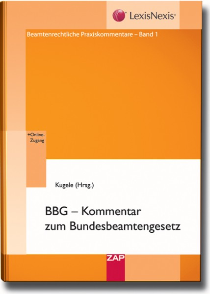 BBG - Kommentar zum Bundesbeamtengesetz