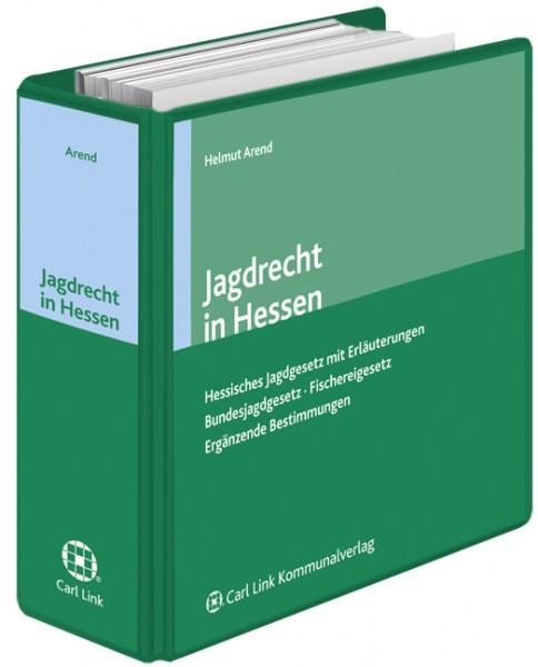 Jagdrecht in Hessen