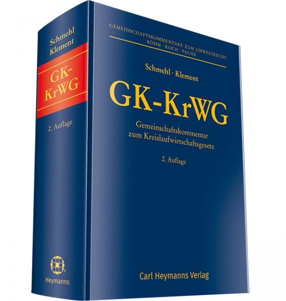 GK-KrWG - Kommentar