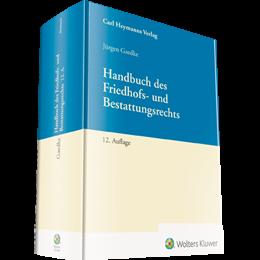 Gaedke, Handbuch des Friedhofs- und Bestattungsrechts