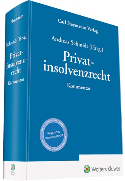 Privatinsolvenzrecht - Kommentar
