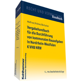 Vergabehandbuch NRW