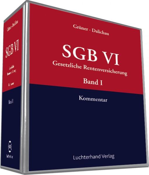 SGB VI - Rentenversicherung