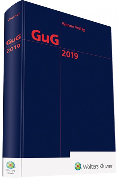 GuG-Sachverständigenkalender 2019