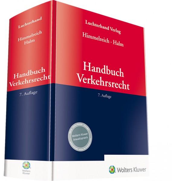 Handbuch Verkehrsrecht