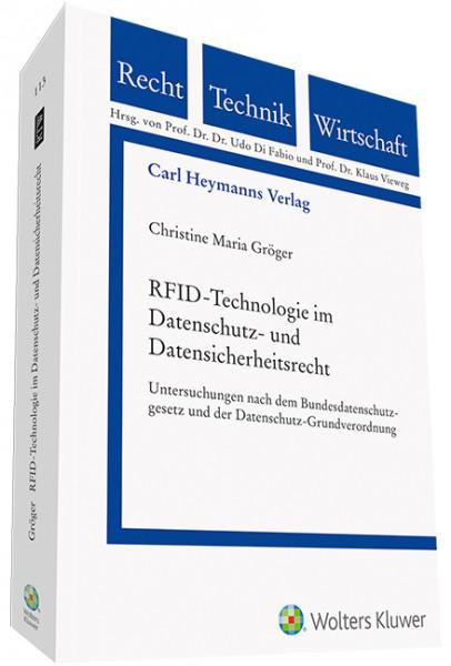 RFID-Technologie im Datenschutz- und Datensicherheitsrecht