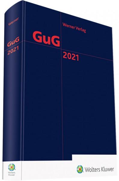 GuG Sachverständigenkalender 2021