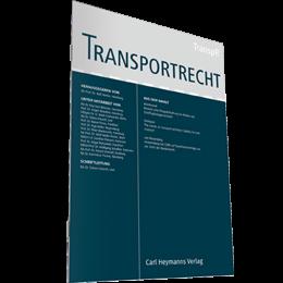 TranspR - Transportrecht