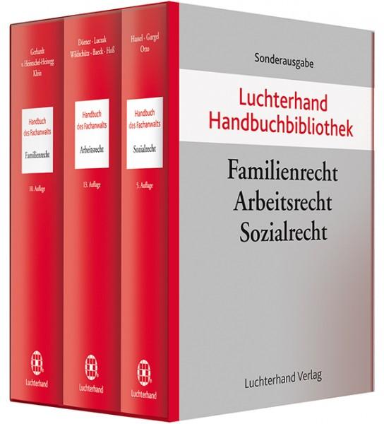 Luchterhand Handbuchbibliothek