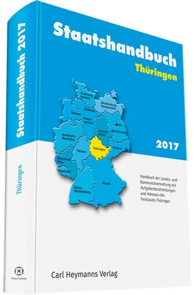 Staatshandbuch Thüringen 2017