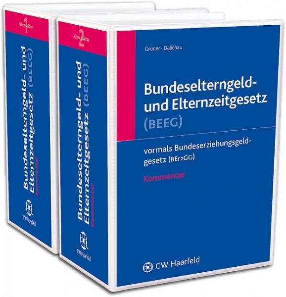 Bundeselterngeld- und Elternzeitgesetz (BEEG)