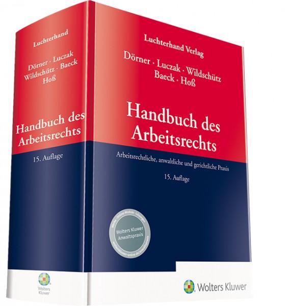 Handbuch des Arbeitsrechts