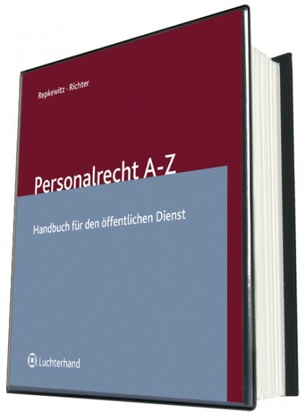 Personalrecht A-Z