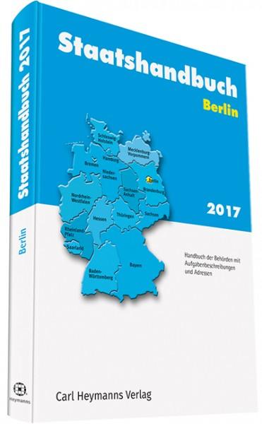 Staatshandbuch Berlin 2017