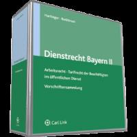 Dienstrecht in Bayern II