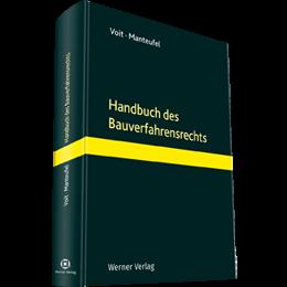 Handbuch des Bauverfahrensrecht