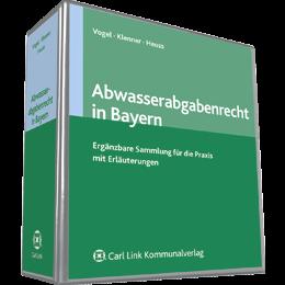 Abwasserabgabenrecht in Bayern