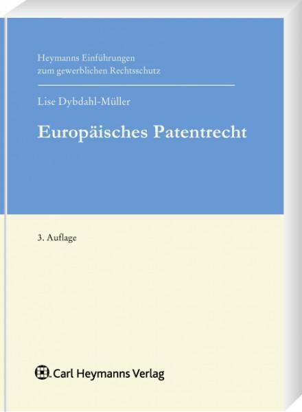Europäisches Patentrecht