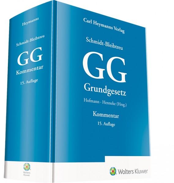 Schmidt-Bleibtreu, GG - Grundgesetz