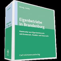 Eigenbetriebe in Brandenburg - Kommentar